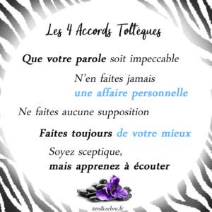 Citation-Accords-Tolteques-Zen-Zebre-Audrey-Janvier