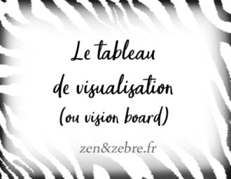 Le tableau de visualisation, ou vision board, un puissant outil de développement personnel et de Growth Mindset