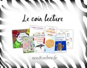 La boite à outils - Coin lecture - des livres pour les hypersensibles et haut potentiels, enfant et adulte