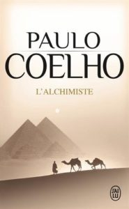 Chronique du livre L'alchimiste de Paolo Coelho - roman de développement personnel par Zen et Zèbre
