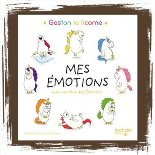 Les Émotions de Gaston de Aurélie Chien Chow Chine