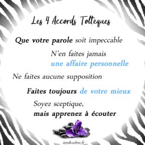 Citation-Accords-Tolteques-Zen-Zebre-Audrey-Janvier